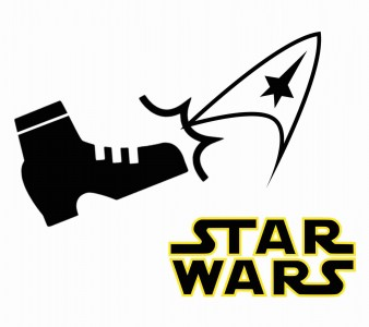 Star Trek and Star Wars reboot