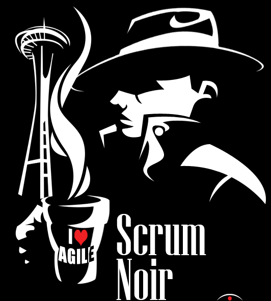 Scrum Noir comic